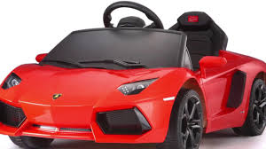 Kids Licensed Lamborghini Electric Cars Youtube