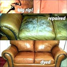 leather couch tear repair rip how to a fix torn seam sofa ripped faux kit leather couch tear repair