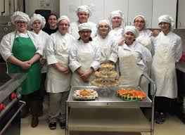 CULINARY ARTS STUDENTS PROVIDE SNACKS FOR CGRESD BOARD — CTE: It's Working!