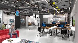 it office design. MNX SOLUTIONS. IT Office Buildout It Design