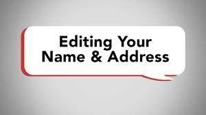Update you AARP Account Information
