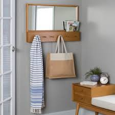 Wall Shelf Coat Rack Wall Mounted Coat Racks Umbrella Stands Hayneedle 21