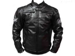 sport bike leather jacket