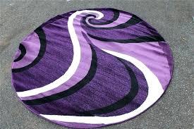 round purple area rug fascinating purple round rug image of round purple contemporary area rug purple