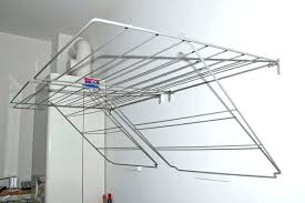ikea tvatta wall mounted drying rack hanging awesome in small home decoration ideas with m