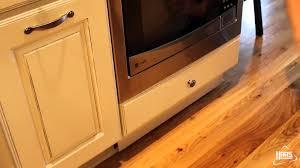 toe kick drawer haas cabinet