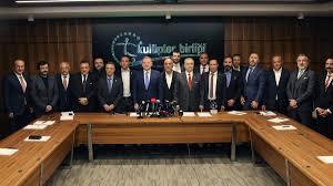 Külüpler Birliği'nden TFF'ye boykot