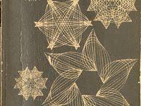Geometry: лучшие изображения (193) | Geometric drawing ...