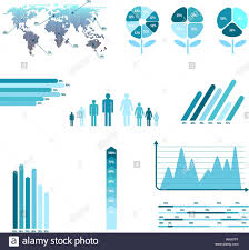 Infographics And Charts Stock Vector Art Illustration