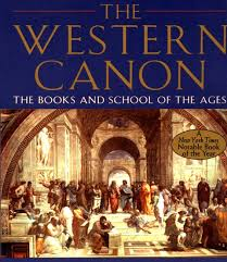 list of works in the western canon