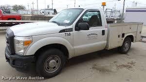 2011 Ford F250 Super Duty utility bed pickup truck | Item DC...