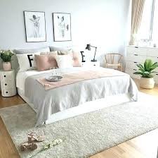 Rose Gold Bedroom Decor White And Packed With Grey Pink Princess ...