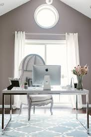 home office layouts ideas chic home office. Delighful Chic A Designeru0027s Chic Home Office Office Furniture IdeasHome  On Layouts Ideas