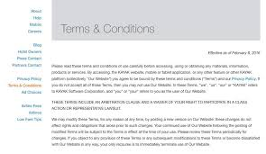 Website Terms And Conditions Template Mesmerizing Sample Terms And Conditions Template TermsFeed