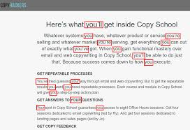 Copywriting Examples What Is Direct Response Copywriting 6 Real Life Lessons