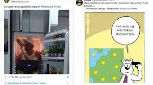 Twitter Humor So Lustig Reagiert Das Netz Auf Die Hitze Sternde
