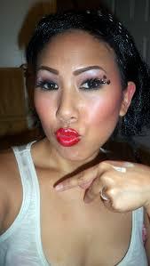 makeup easy lady bug makeup tutorial