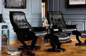 Ekornes Stressless Royal Recliner Chair Lounger Ekornes