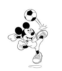 Disegni Sport Az Colorare