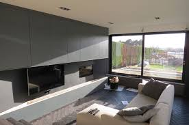 contemporary home office furniture tv. home office furniture and the external works t585 bespoke tv fire wall contemporary l