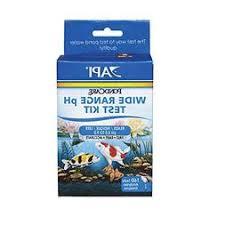 Api Test Kit Chart Test Kit