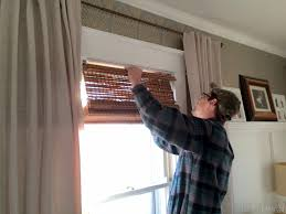 customizing woven bamboo shades to perfectly fit your windows