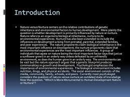quotes about nature nurture debate quotes