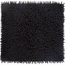 home design bathroom rugs unique loopy chenille 100 percent cotton bath rug