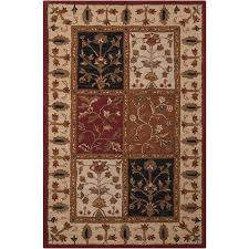 nourison india house handcrafted area rug common 3 x 5 actual 3 5