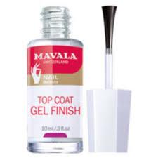 <b>Mavala</b> Gel Finish <b>Top Coat Фиксатор</b> лака с гелевым эффектом ...