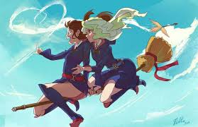 Diakko   <b>Little witch academy</b>, My <b>little witch academia</b>, Witch coven