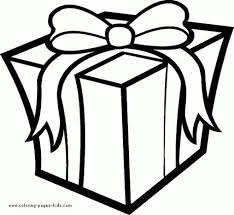 Small Picture Coloring Pages I Bring Birthday Present Coloring Page Free