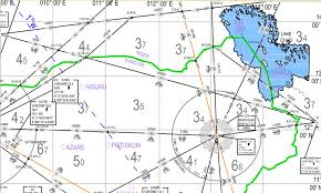 Nigeria Ifr Enroute Chart Rocketroute