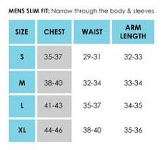 Cape Size Chart Size Chart Cape Washed Oxford Men Wall Crown