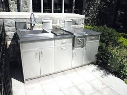 outdoor kitchen storage furniture patio stainless steel outside cupboard cabinets kitchens with appliances cabinet dry