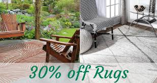 today only there is a great target deal for 30 off indoor and outdoor rugs great way to spruce up a room or outdoor area for spring