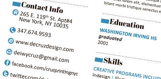 DeCruz Design FREE Premium Creative Resume Template - DeCruz Design Premium-resume-template-ss2