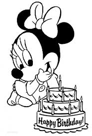 Mickey Mouse Coloring Pages Free Mickey Mouse Page Minnie And 739