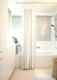 curved tension shower rod best tension shower rod custom shower curtain rods curved with best curved