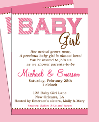 Baby Shower Invitation Ideas For Wording Baby Shower Invitation Cute Baby Shower Invitation Ideas