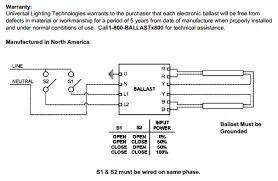 lighting technologies ballastar energy Ge Hid Ballast Wiring Diagram High Pressure Sodium Ballast Wiring Diagram