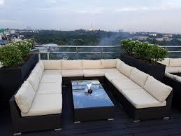 rooftop furniture. ယုံကြည်စွာ လုပ်ငန်း အပ်နှံမှု အတွက် Atlas Rooftop Bar \u0026 Lounge အား ကျေးဇူးအထူးတင်ရှိပါသည်။ Furniture E