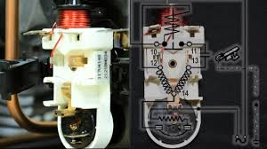 fractional compressor wiring simplifying the wiring of a light Hermetic Compressor Wiring Diagram at Danfoss Compressor 12v Wiring Diagram