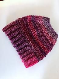 Bun Hat Pattern Fascinating The Best Free Crochet Ponytail Hat Patterns Aka Messy Bun Beanies