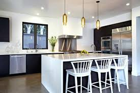 hanging island lights contemporary pendant lighting lamps modern kitchen brushed how far to hang over