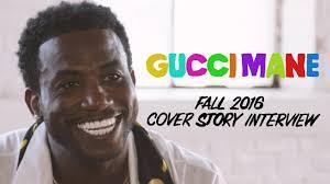 Gucci Mane Interview – Now Hip Hop