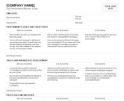 Business Performance Review Template – Mstaml.co