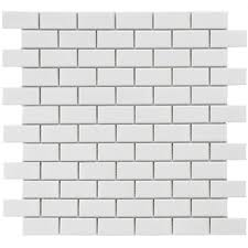 Off White Subway Tile merola tile metro subway glossy white 1134 in x 1134 in x 5 1793 by xevi.us