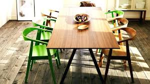 ikea dining room tables frightening wooden dining table with green chair dining room table chairs ikea