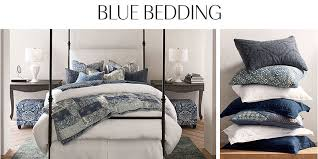 blue bedding sort by